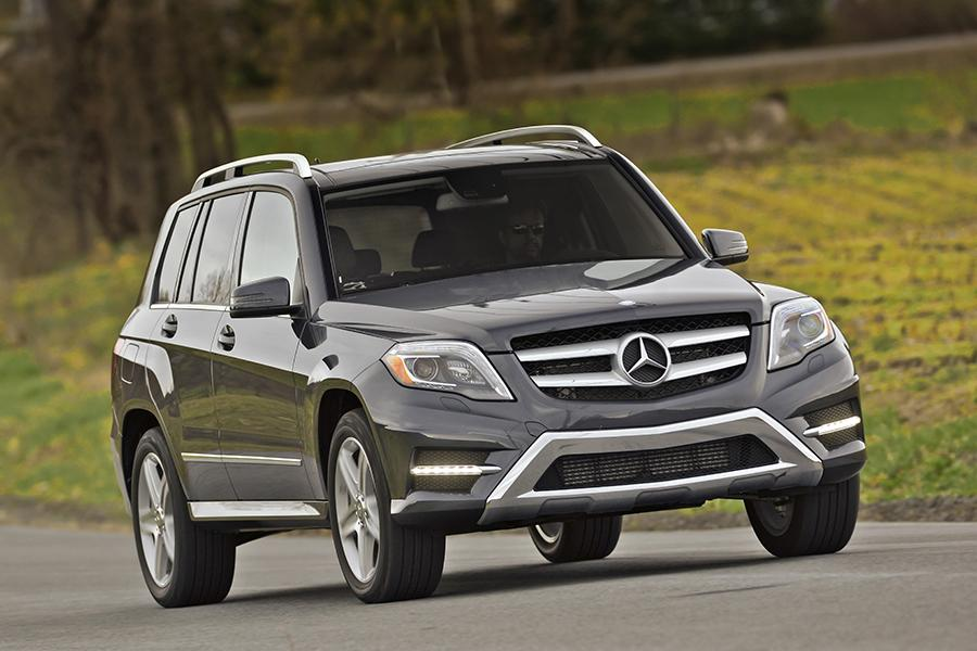 2015 Mercedes-Benz GLK-Class Reviews, Specs and Prices ...