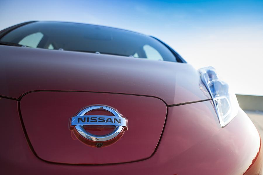2015 Nissan Leaf Overview Cars Com