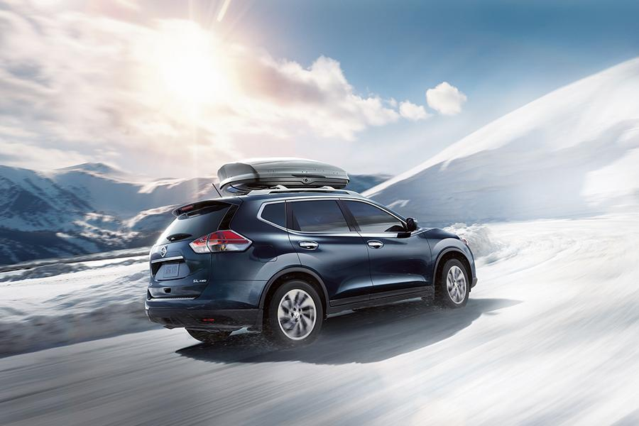 2015 Nissan Rogue Photo 3 of 6
