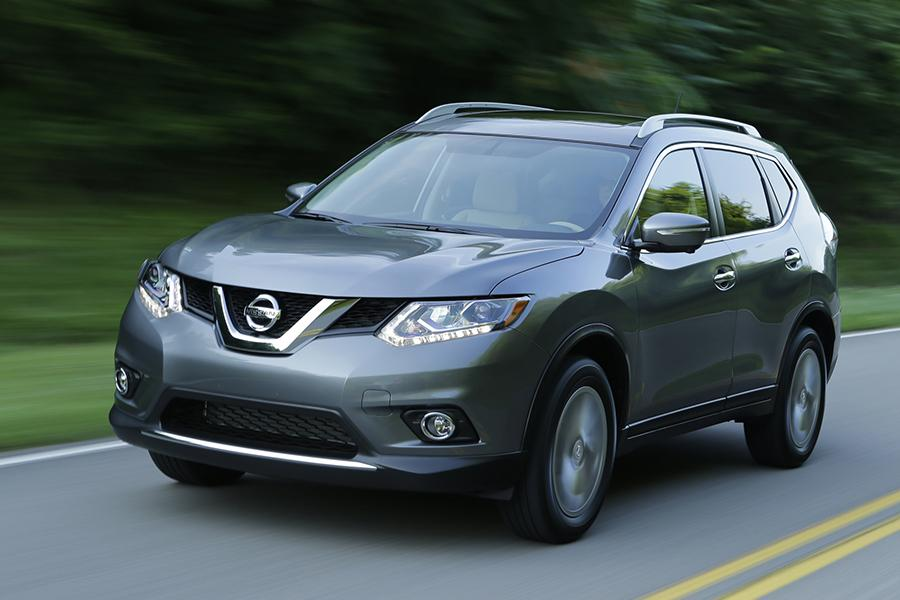 2015 Nissan Rogue Overview Cars Com