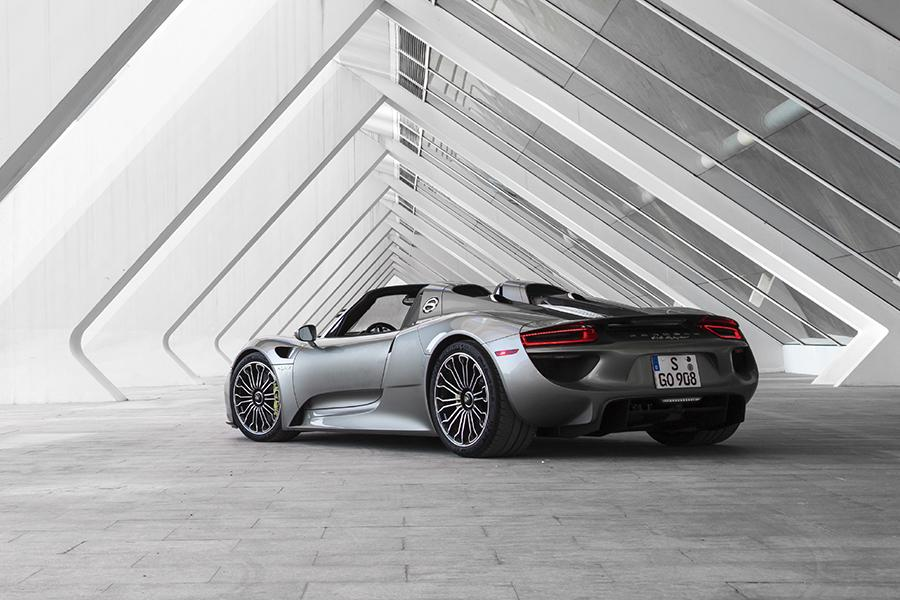 2015 porsche 918 spyder reviews specs and prices carscom - Porsche 918 Spyder 2015