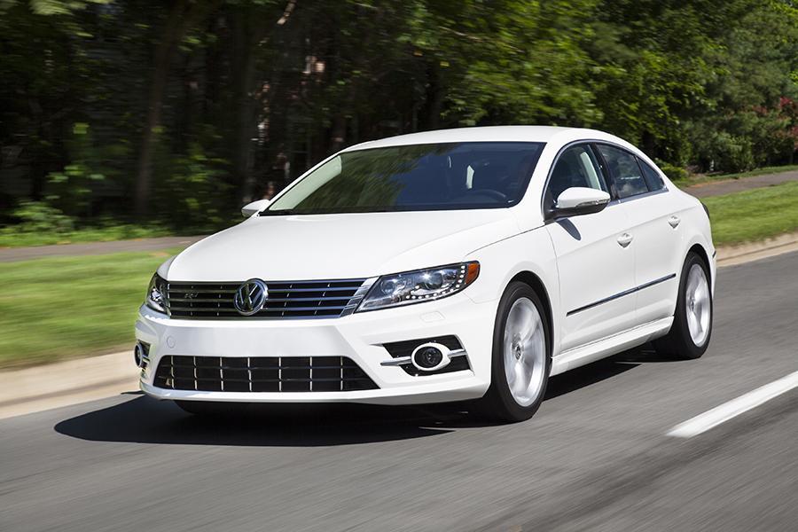 2014 Volkswagen CC Photo 3 of 19