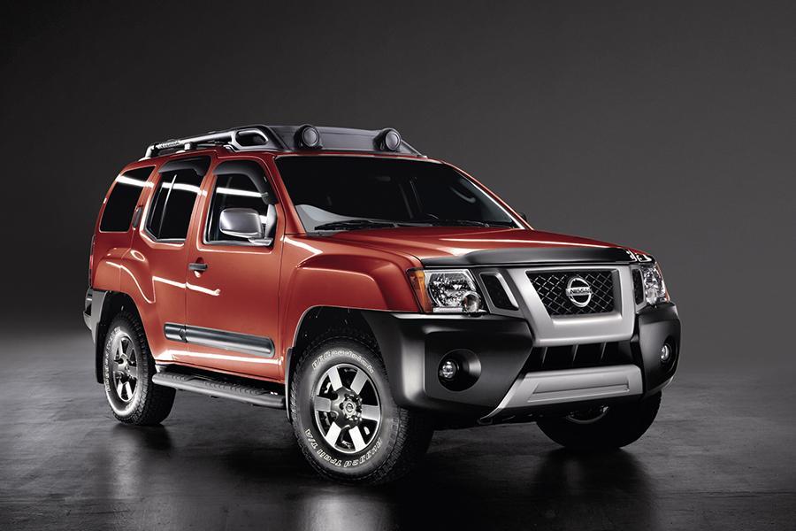 2015 Nissan Xterra Overview Cars Com