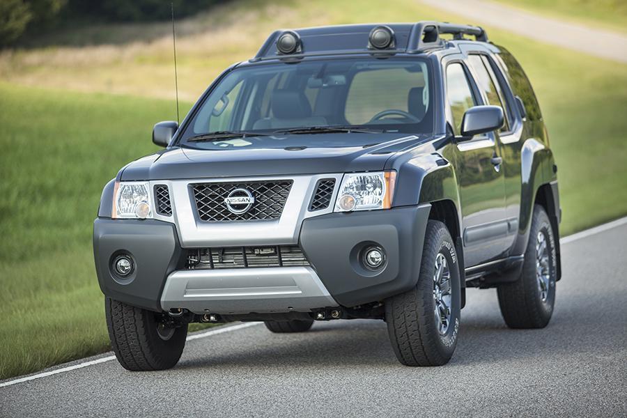 2015 Nissan Xterra Overview  Carscom