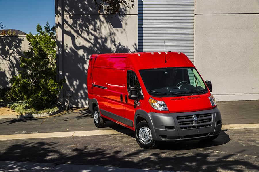 2016 Nissan Nv Passenger >> 2015 RAM ProMaster 2500 Reviews, Specs and Prices | Cars.com