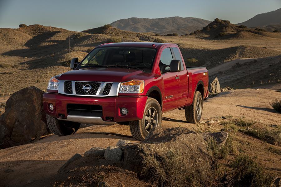 2015 Nissan Titan Photo 1 of 15