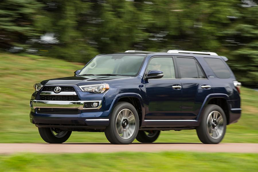 2015 Toyota 4runner Overview Cars
