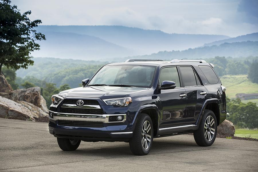 2015 toyota 4runner overview | cars