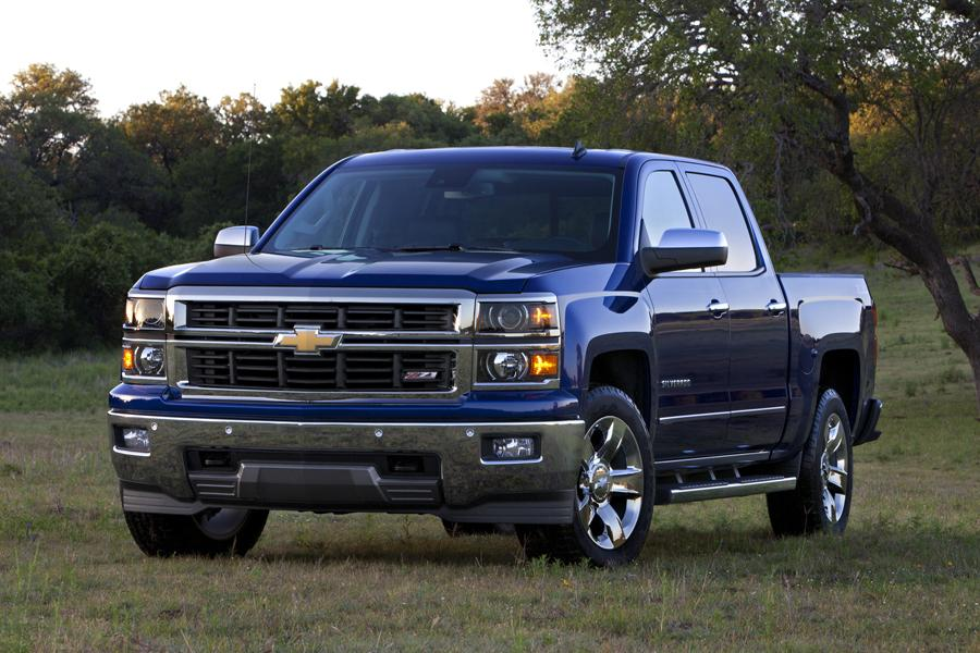 2015 Chevrolet Silverado 1500 Overview