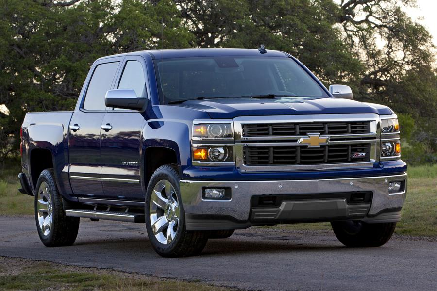 2015 Chevrolet Silverado 1500 Specs, Pictures, Trims ...