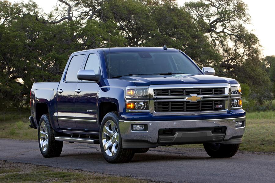 2015 Chevrolet Silverado 1500 Overview | Cars.com