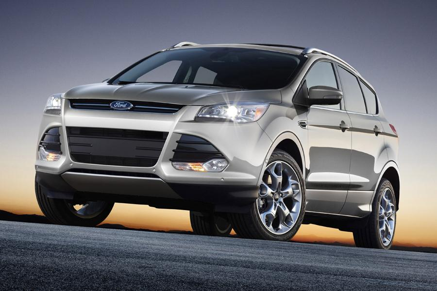 2015 Ford Escape Overview Cars Com