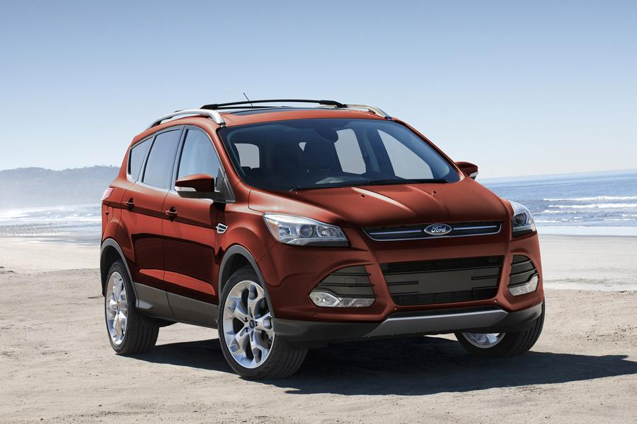 Ford Escape Overview Cars Com