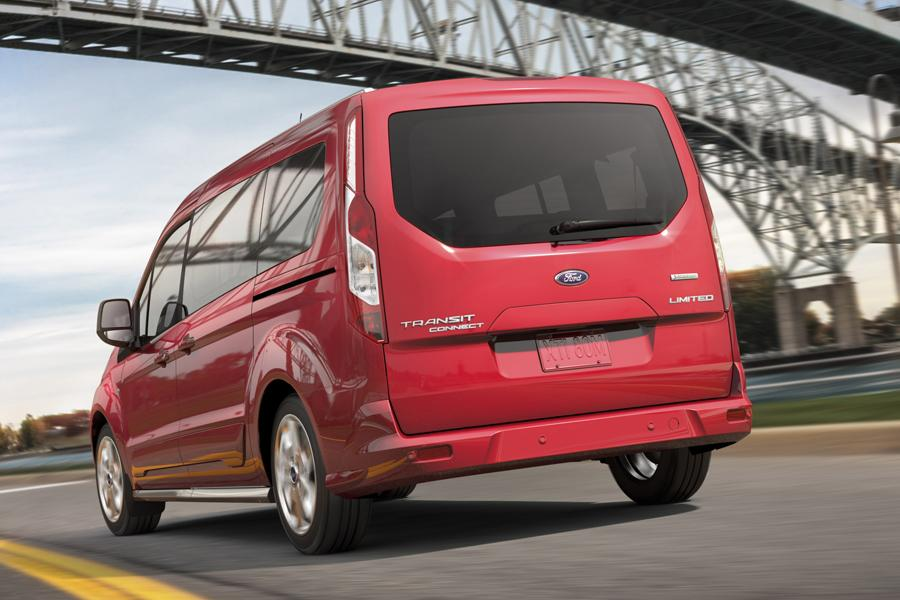 2015 Ford Transit Connect Photo 3 of 13