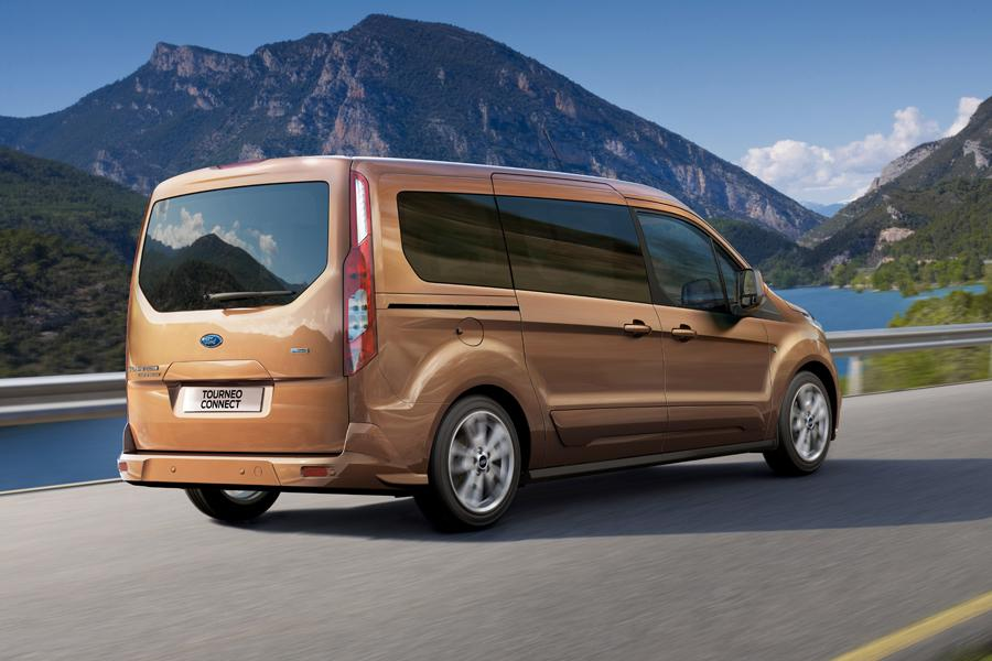 2015 Ford Transit Connect Photo 4 of 13