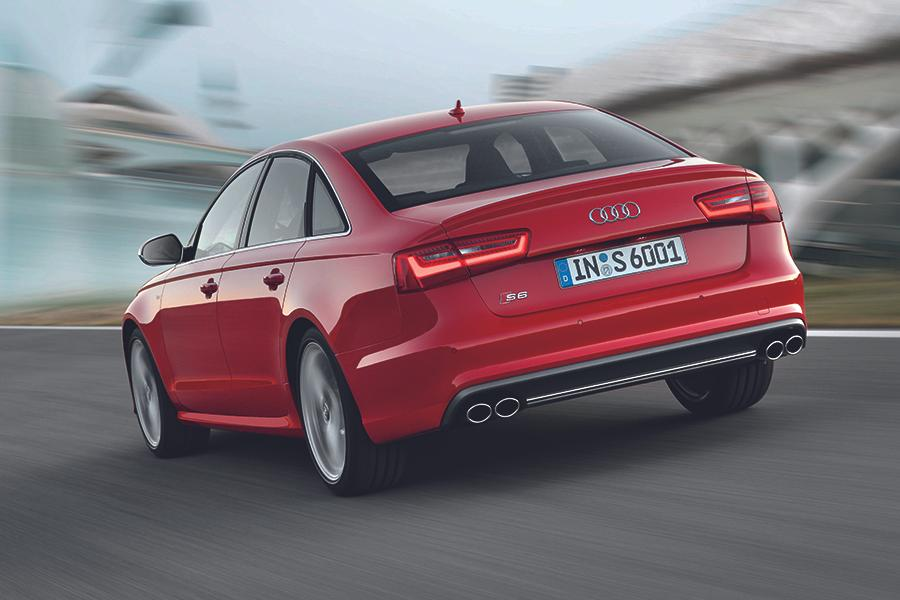 2015 audi s6 reviews specs and prices. Black Bedroom Furniture Sets. Home Design Ideas