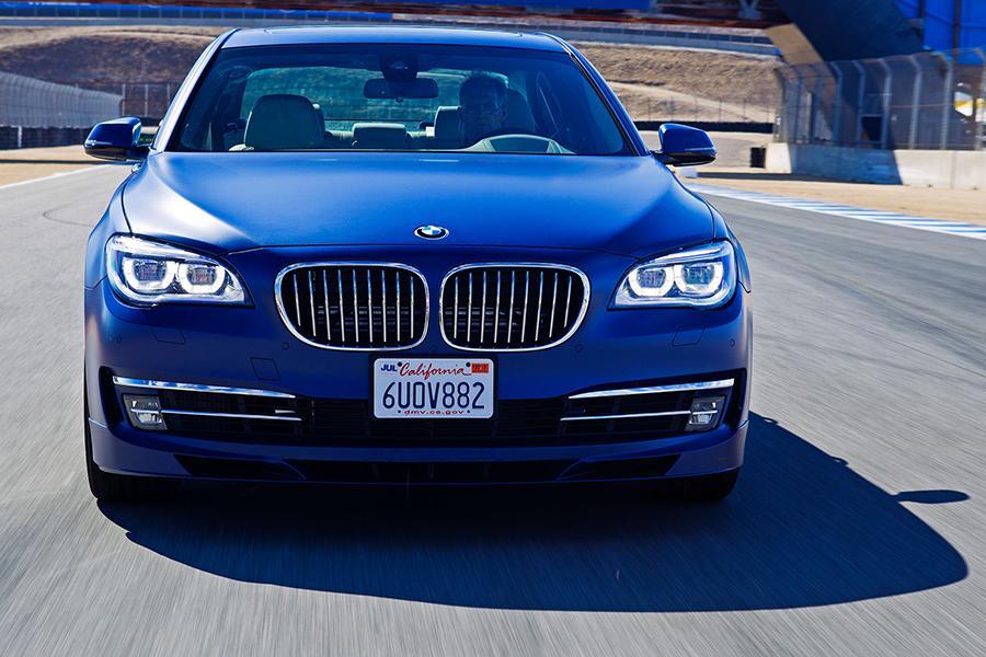 2015 BMW ALPINA B7 Photo 4 of 27