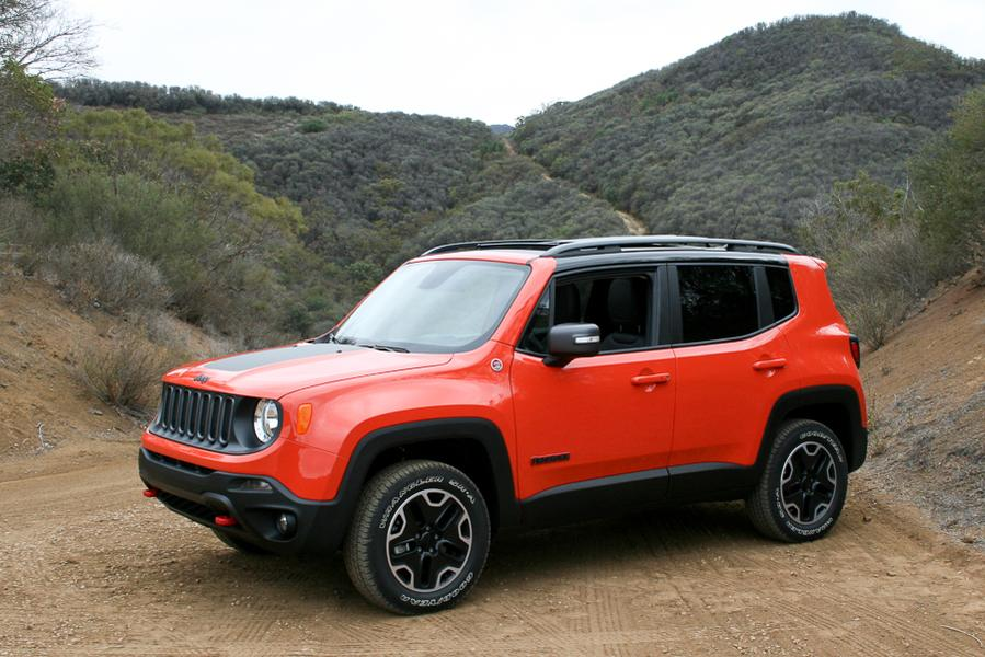 2015 Jeep Renegade Photo 1 of 48