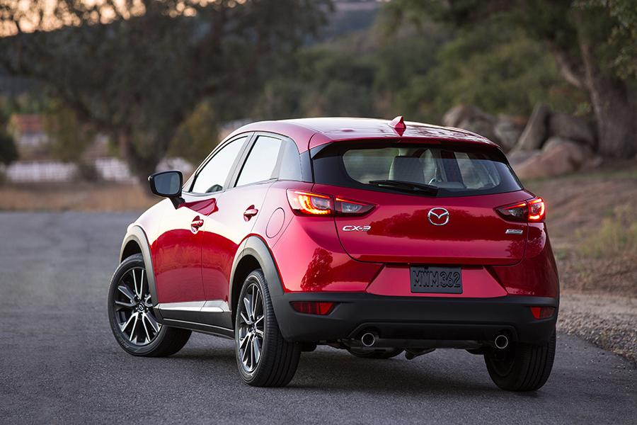 2016 mazda cx-3 overview | cars