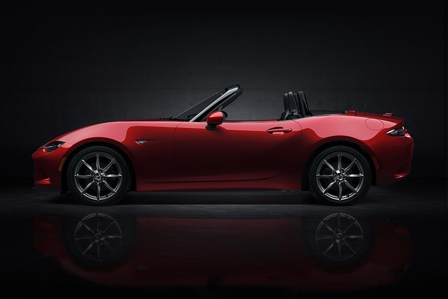 2016 Mazda Mx 5 Miata Overview Cars Com