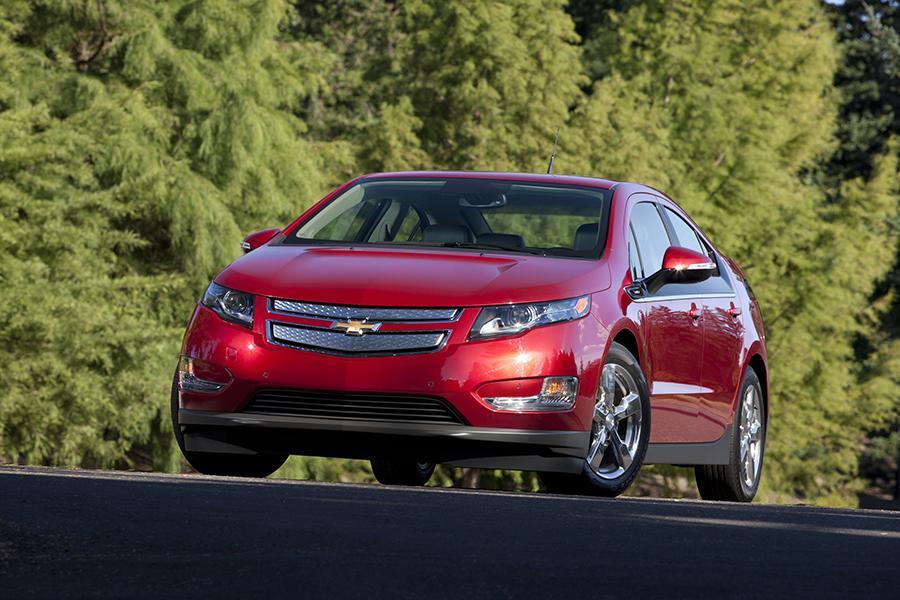 2015 Chevrolet Volt Photo 1 of 8