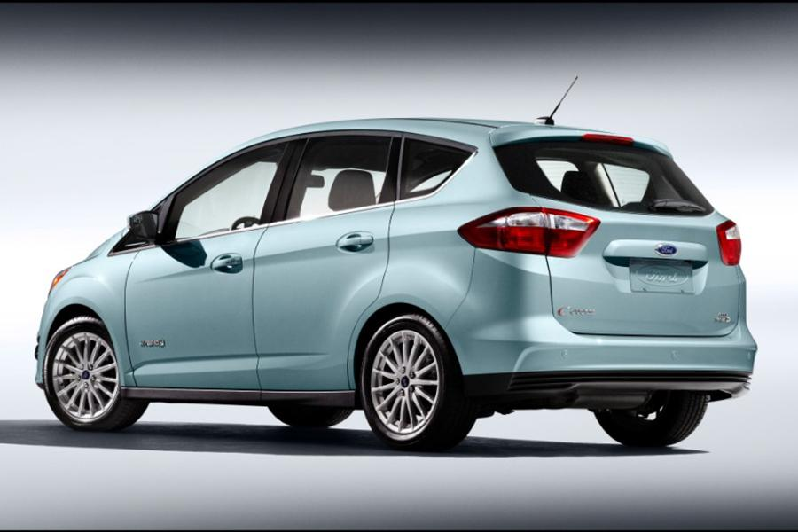 2015 Ford C-Max Hybrid Overview | Cars.com