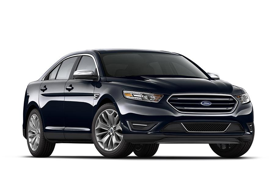 2015 Ford Taurus Overview Cars Com