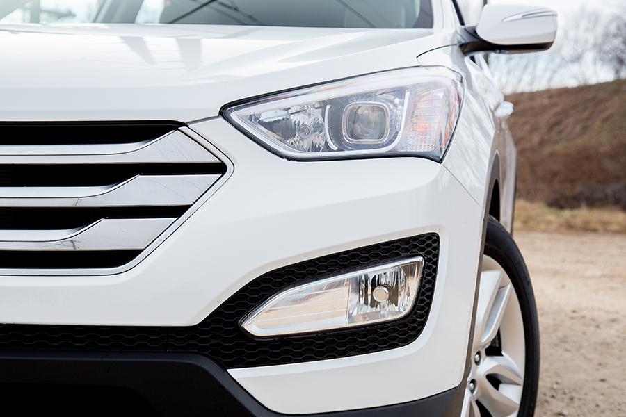 2015 Hyundai Santa Fe Sport Photo 3 of 22