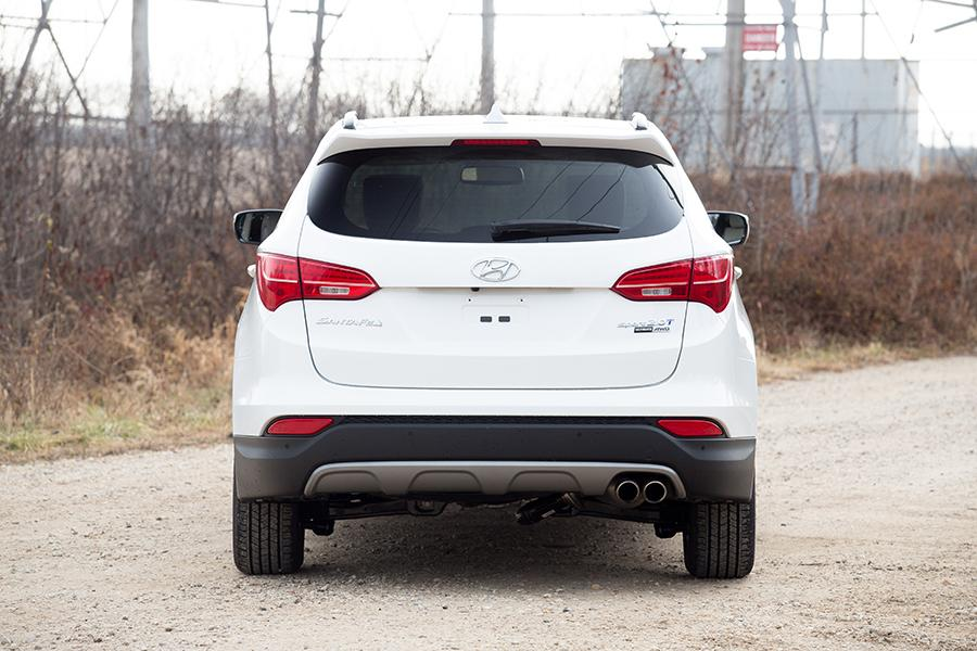 2015 Hyundai Santa Fe Sport Photo 4 of 22