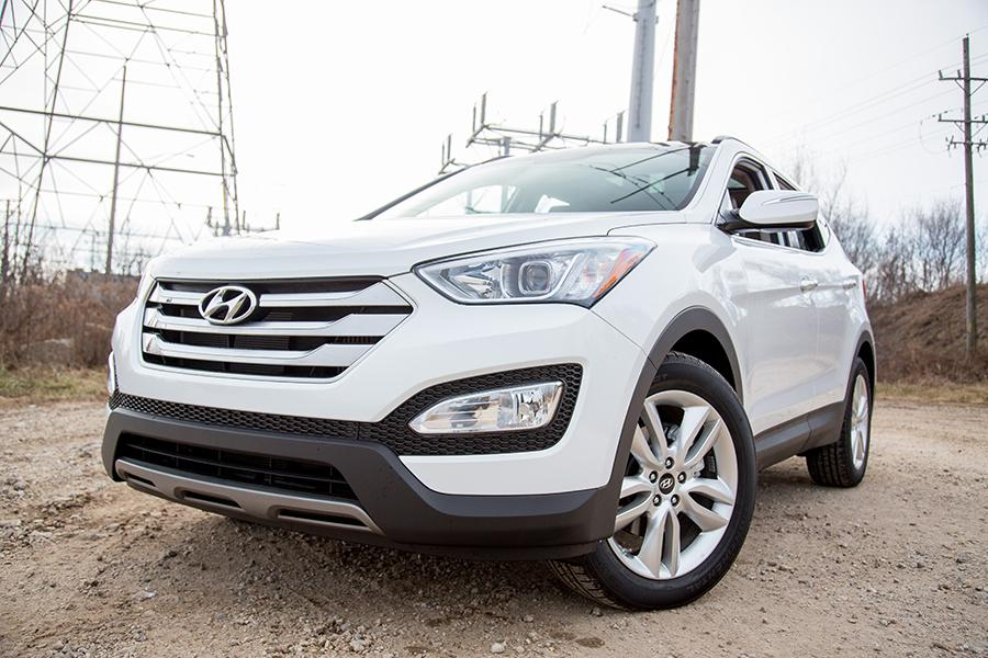 2015 Hyundai Santa Fe Sport Photo 5 of 22