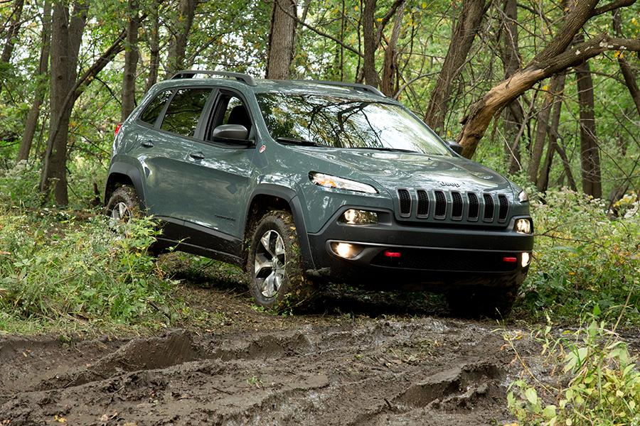 2015 Jeep Cherokee Photo 1 of 15