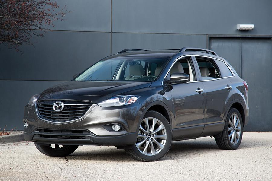 2015 mazda cx 9 overview. Black Bedroom Furniture Sets. Home Design Ideas