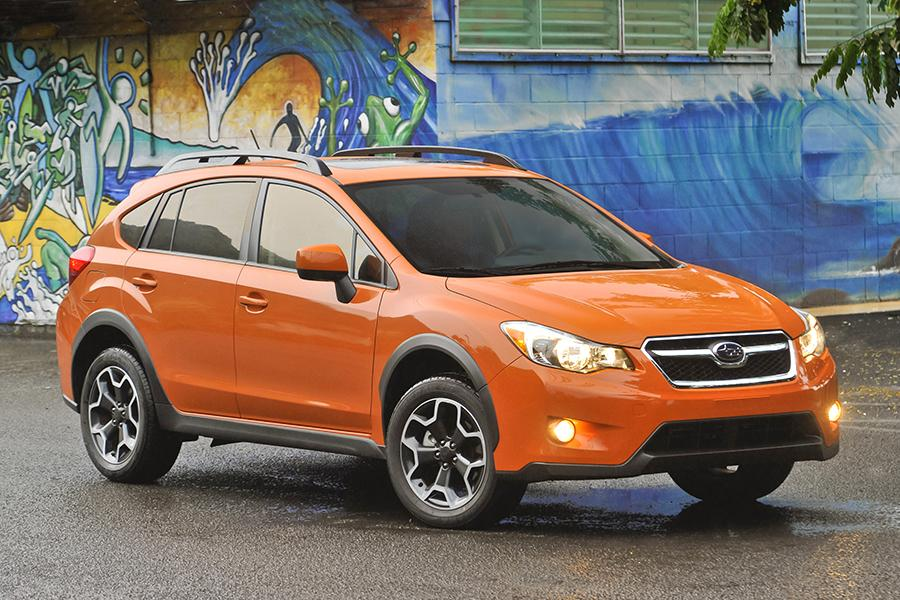 2015 Subaru XV Crosstrek Photo 1 of 15