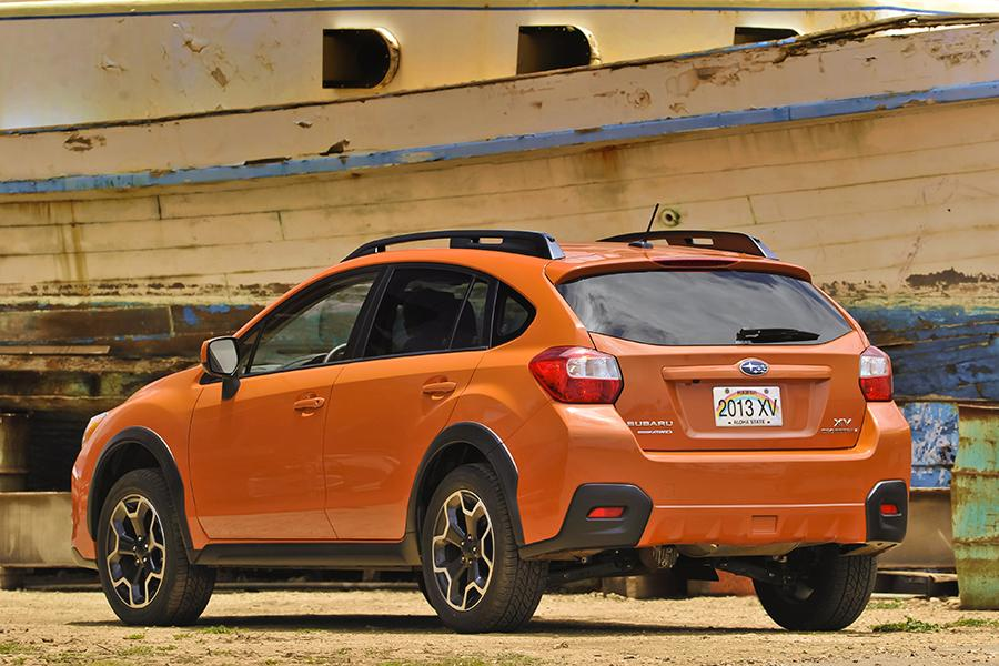 2015 Subaru XV Crosstrek Photo 4 of 15