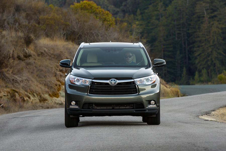 2015 Toyota Highlander Hybrid Photo 5 of 12