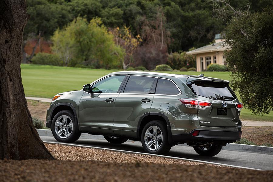 2015 Toyota Highlander Hybrid Photo 6 of 12