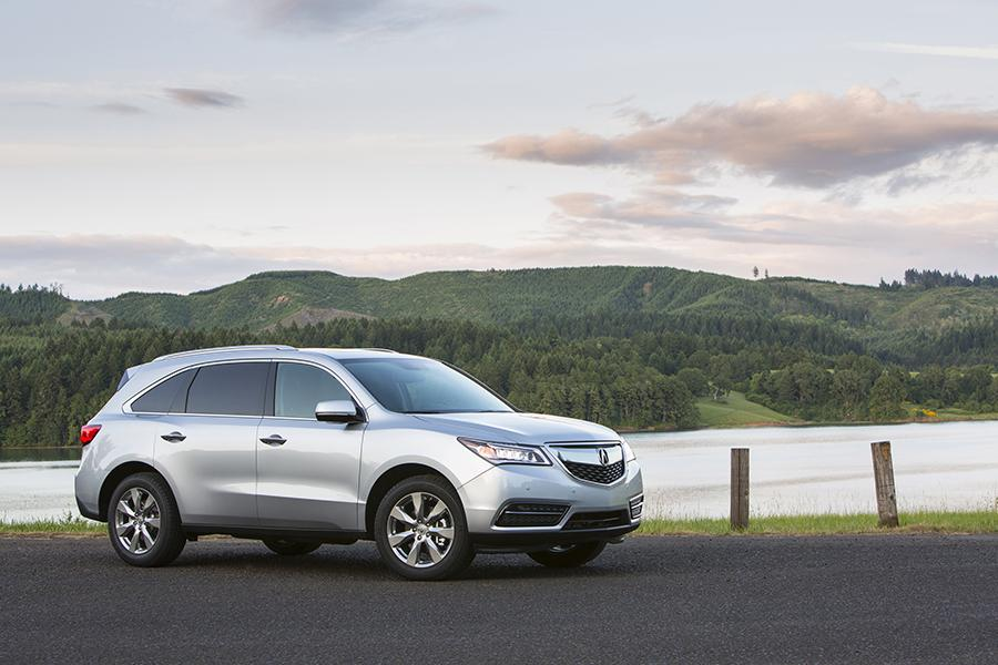 2016 Acura Mdx Overview Cars Com