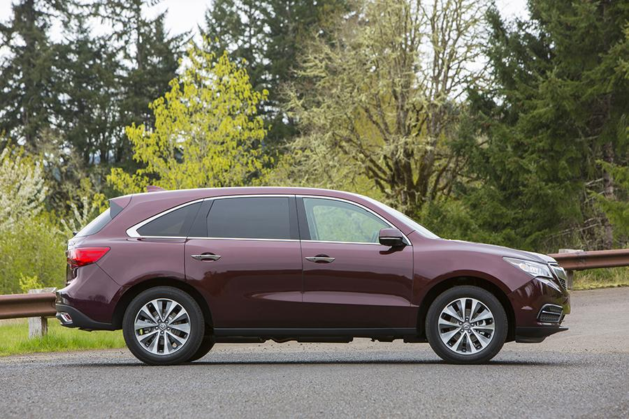 2016 Acura MDX Reviews, Specs And Prices