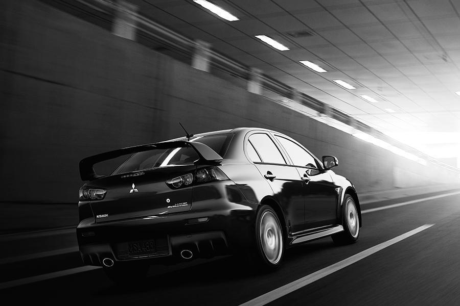 mitsubishi lancer evolution sedan models price specs reviews carscom