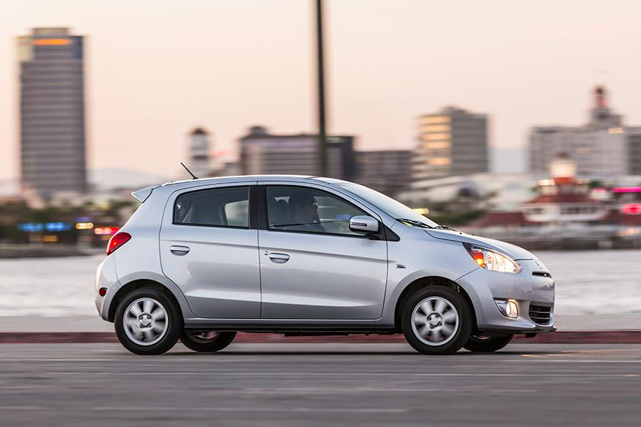 2015 Mitsubishi Mirage Photo 3 of 12