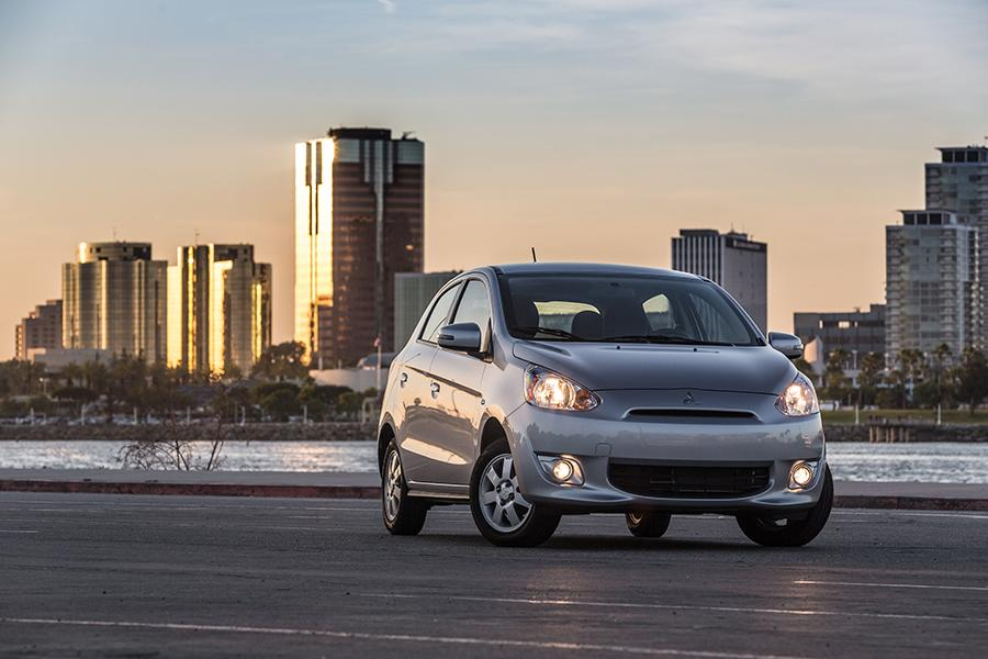 2015 Mitsubishi Mirage Photo 6 of 12