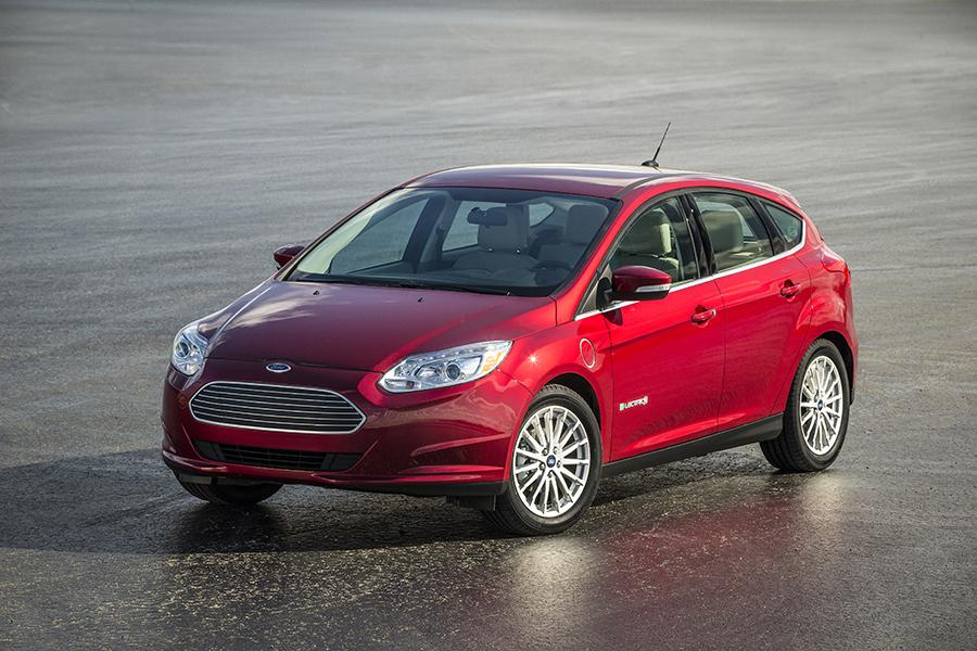 2015 Ford Focus Electric Photo 1 of 13
