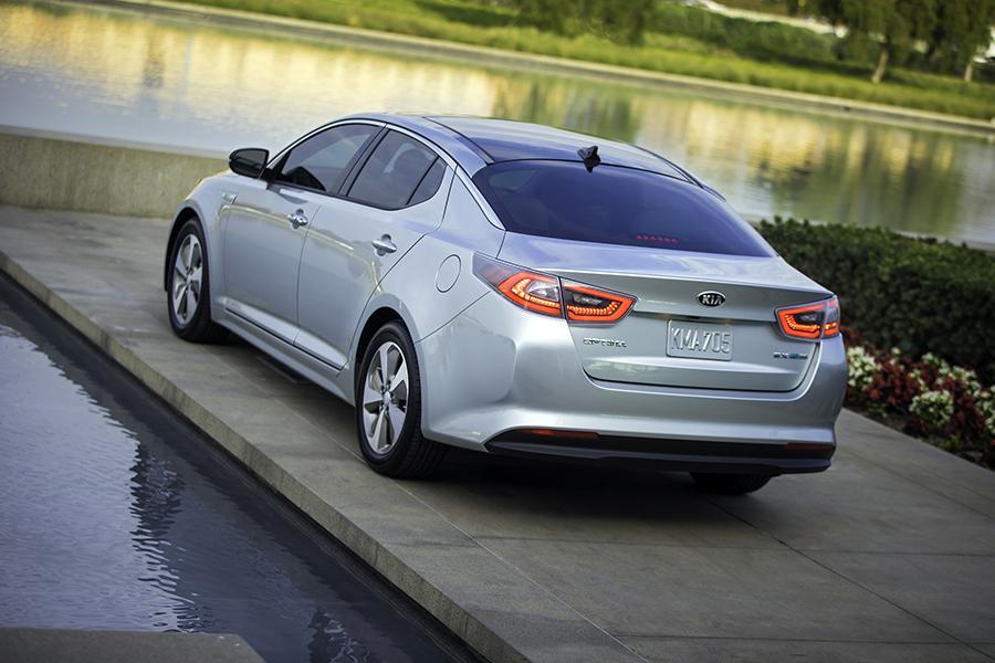 2015 Kia Optima Hybrid Reviews Specs And Prices Cars Com