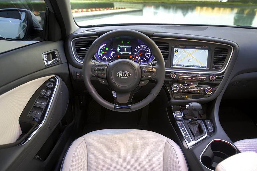 2015 Kia Optima Hybrid Reviews, Specs and Prices | Cars.com