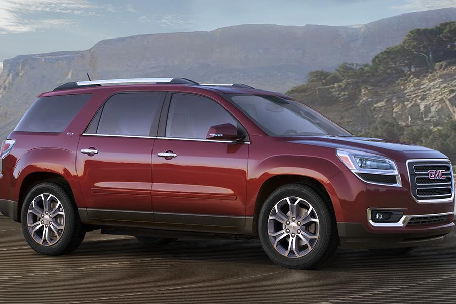 2010 Gmc Acadia For Sale >> 2015 GMC Acadia Reviews, Specs and Prices | Cars.com
