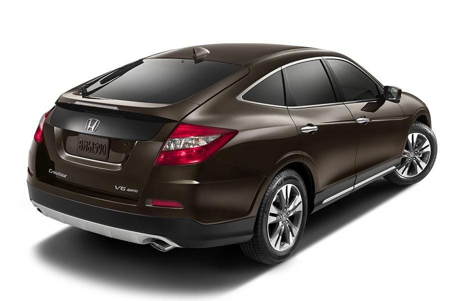 2015 Honda Crosstour Overview Cars Com