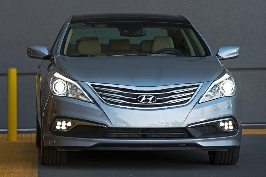 2015 Hyundai Azera Photo 3 of 20
