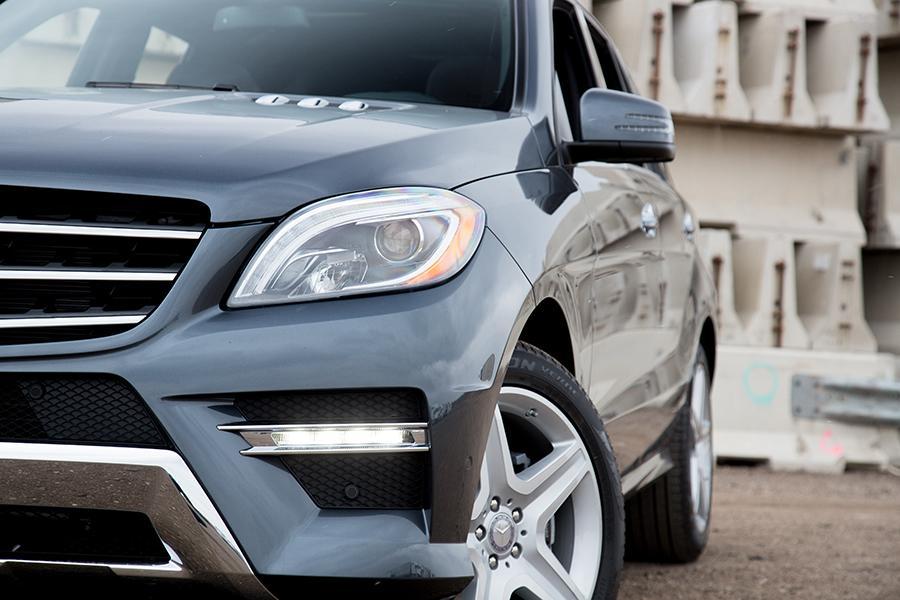 2015 Mercedes-Benz M-Class Photo 3 of 20