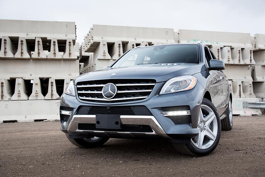2015 Mercedes-Benz M-Class Photo 5 of 20