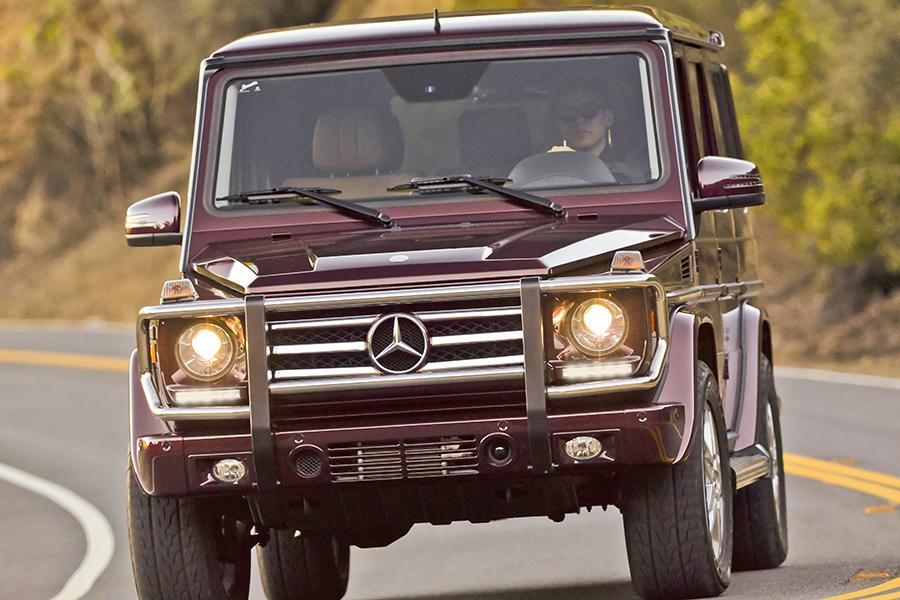 2015 Mercedes-Benz G-Class Photo 2 of 16